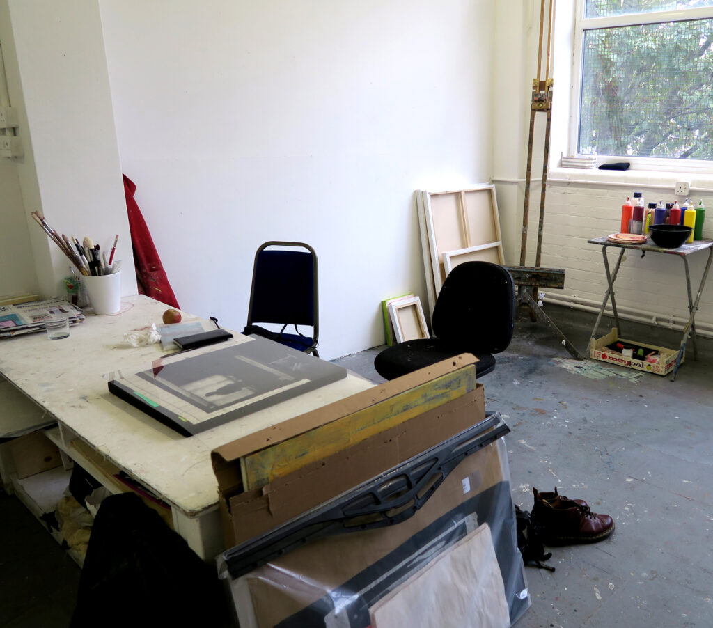 Partial view of CSM studios at Archway in London on the website A Better Version